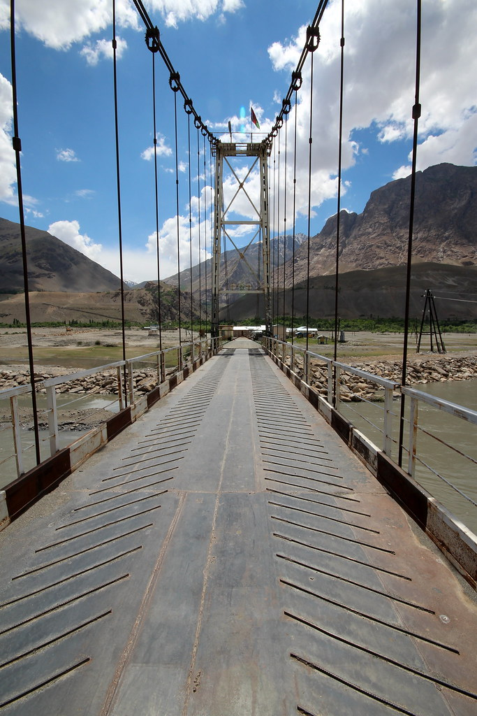 Bridge to Afghan Land