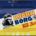 Denmark - Toms - Bjorn Borg Bar - candy bar wrapper - 1979
