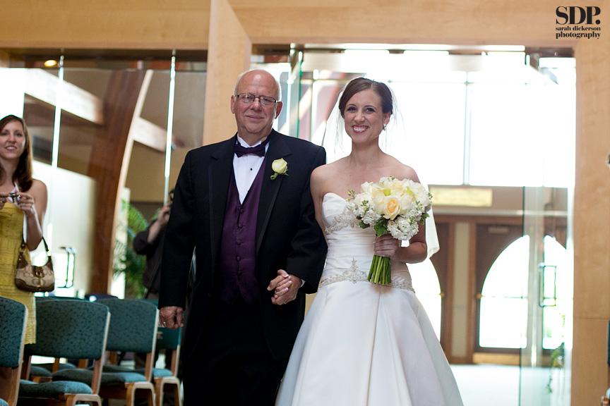 Church of the Resurrection Leawood wedding