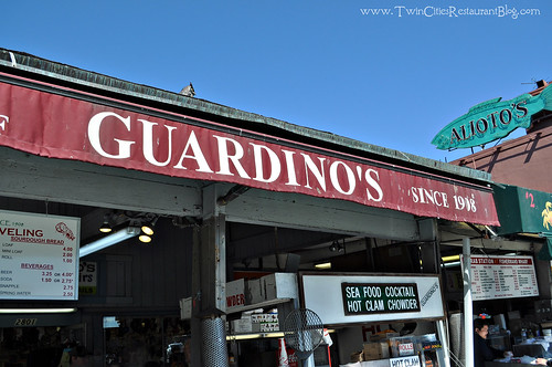 Guardino's ~ San Francisco, CA