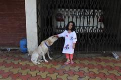 Marziya Shakir and Lucky Old Childhood Friends by firoze shakir photographerno1