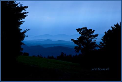northcarolina ncmountains parks nationalparks blueridgeparkway mtjeffersonoverlook hazyridges june2012 june 2012 canon241054l