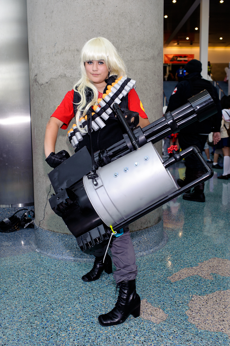 Anime Expo 2012 - Heavy