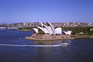 Sydney hydrofoiled again