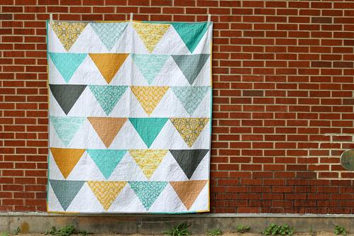 Flagged Quilt by jenib320