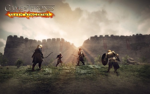 Game of Thrones Seven Kingdoms MMO