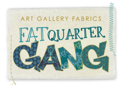 Art Gallery Fabrics Fat Quarter Gang