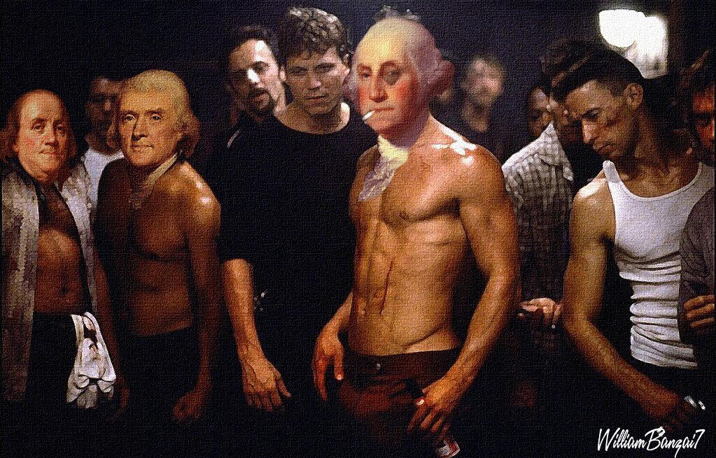 FIGHT CLUB 1776