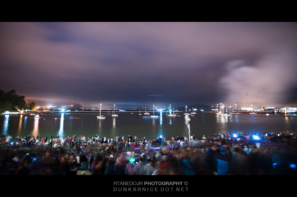 4th of July, San Francisco 2012.