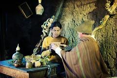 """Rodaje de la película """"Yawar Wanka"""""""