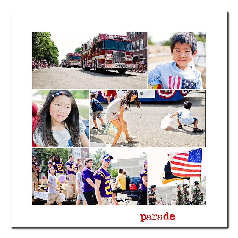 Parade Storyboard 1