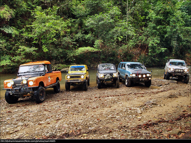 Offroad Outing