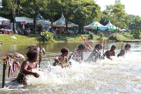 1. Vanuatu - Leweton Women's Water Music