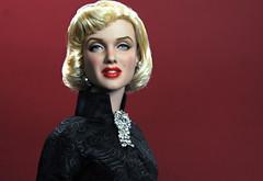 Marilyn Monroe Tonner Repaint