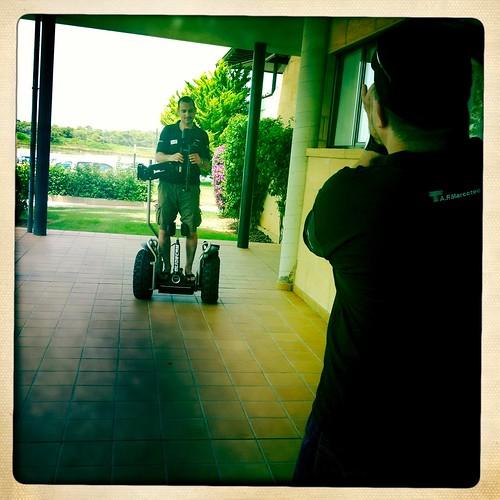 Filmmaking Masterclass Majorca 2012