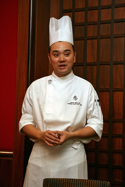 Chef Alan Chan is the new Chinese Executive Chef at Jiang-Nan Chun