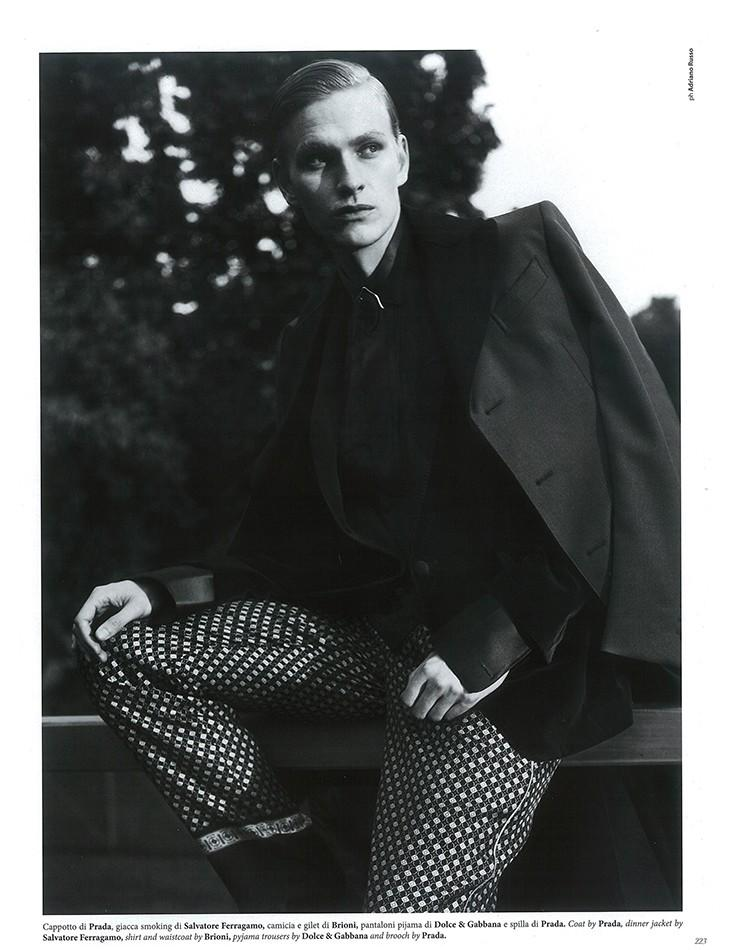 Gerhard Freidl0310_VIKTOR Magazine_Ph Adriano Russo(Wiener Models)