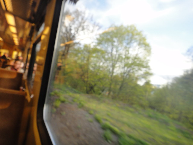 Speed of a train
