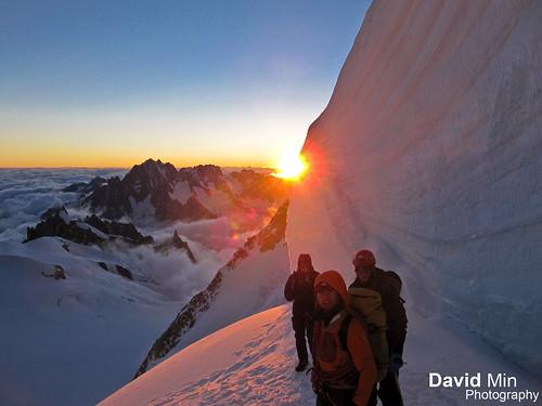 Mont Blanc, Chamonix - Xtreme Climbing by GlobeTrotter 2000