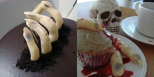 Zombie Dessert Party