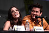 Ashley Greene & Jackson Rathbone by Gage Skidmore