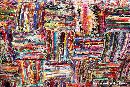 Scrappy Blanket