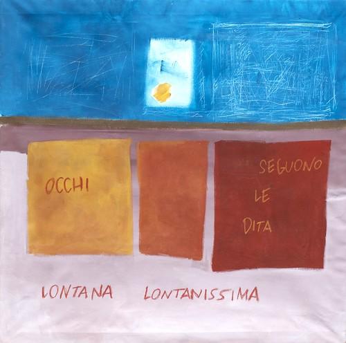 lontana lontanissima by Irene Papini