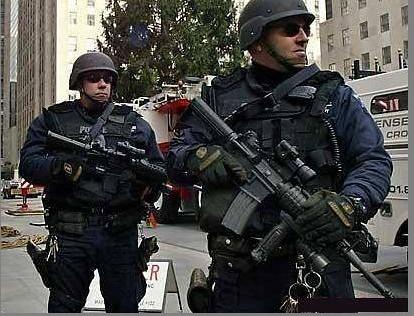 Police, USA
