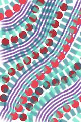 Circles Squares Lines by randubnick