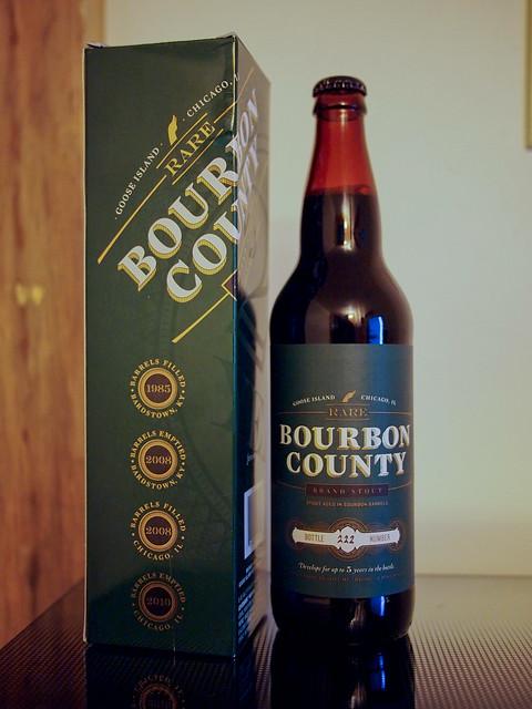 Bourbon County Rare - Goose Island