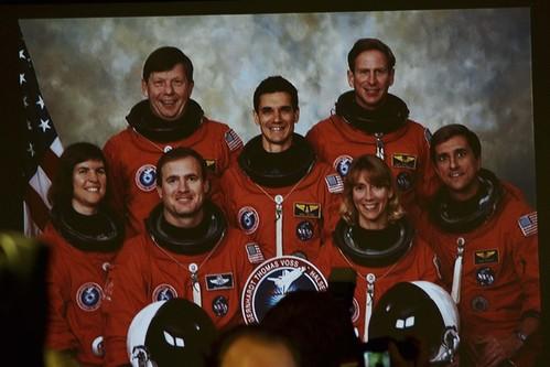 STS-83/94 crew photo