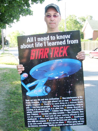 Martin + Star Trek = awesome