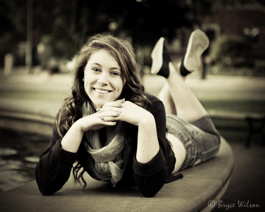 ... Pretty Teen Girl Outdoor | by Bryce Wilson