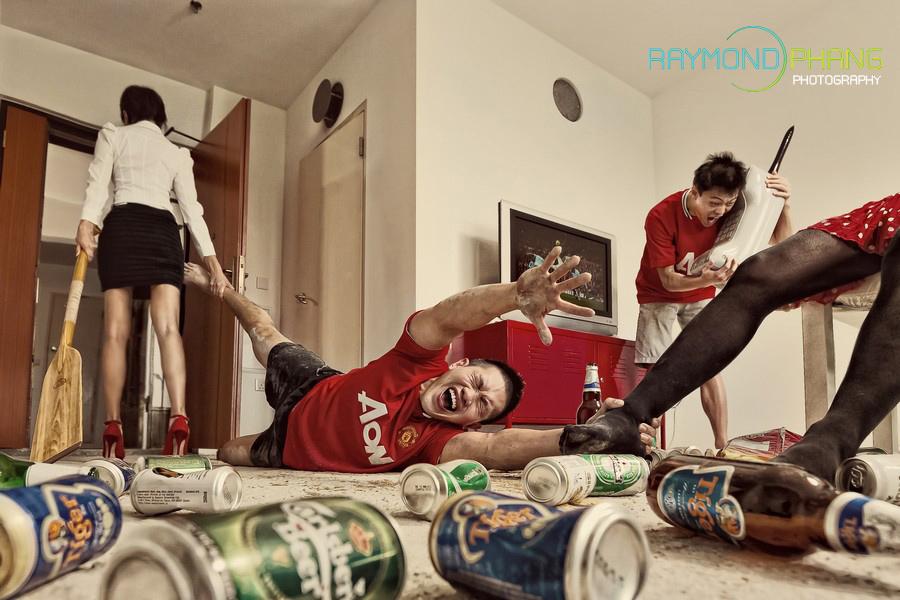Conceptualised Pre-Wedding: Raymond Phang Photography11