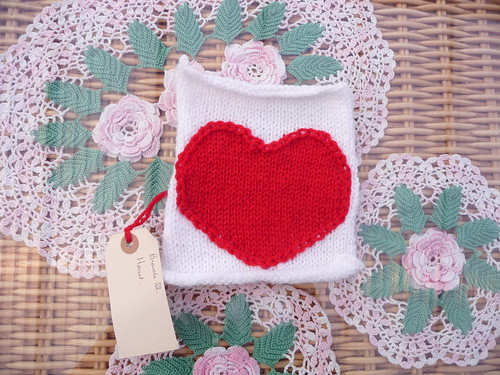 A square for our 'One Heart From Around The World' Challenge. Thank you very much Brenda!