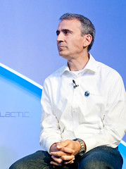 Executive Vice President and Chief Technology Officer Steve Isakowitz. Photo by Mark Chivers