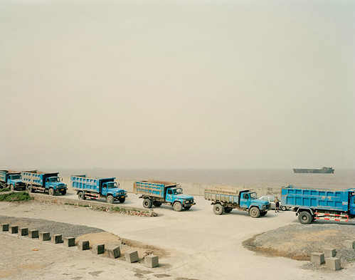 Nadav Kander, Mouth VII, near Shanghai
