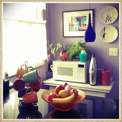 07.26.12: my purple kitchen