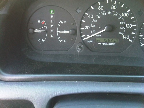 Car Battery Meter Fluctuates