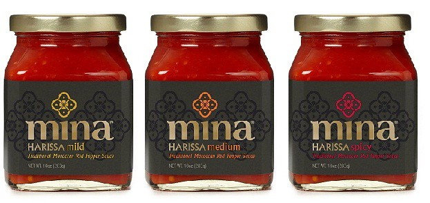 Mina Jars of all Spice Levels