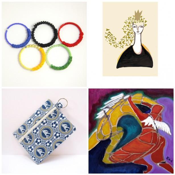 Monday Mood Board: Olympics