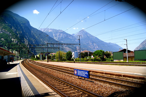 Martigny Gare, Switzerland