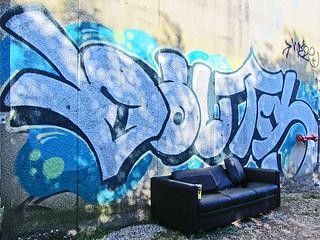 Back alley, II