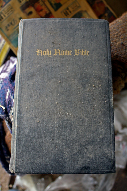 Holy Name Bible