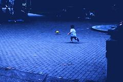 Yellow Ball Chase