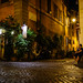 Old alleys of Rome