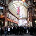 Drinking in Leadenhall Market