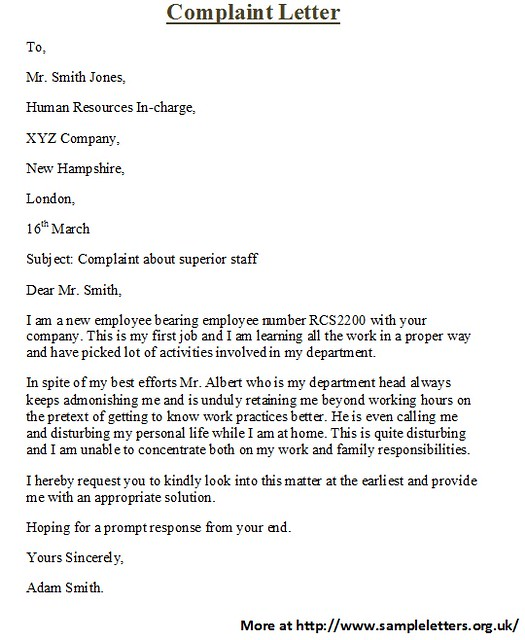complaint letters flickr photo sharing