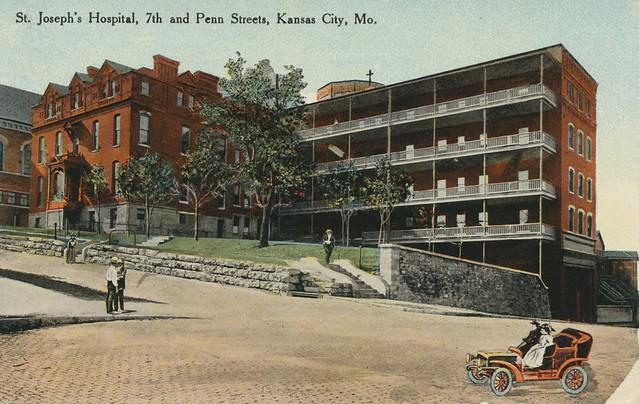 St Joseph 39 S Hospital Kansas City Missouri 7th And