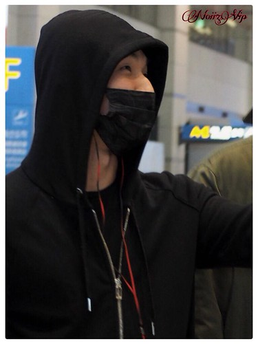 Big Bang - Incheon Airport - 10apr2015 - Dae Sung - NoiizVip - 01